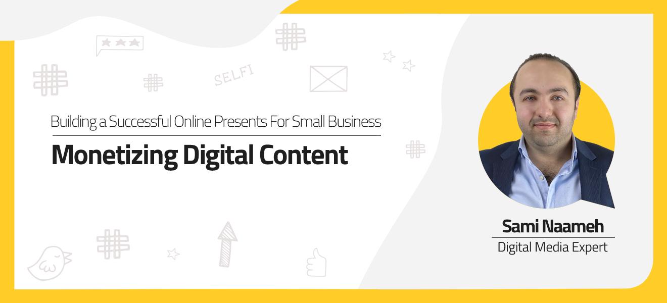 Photo of Monetizing Digital Content